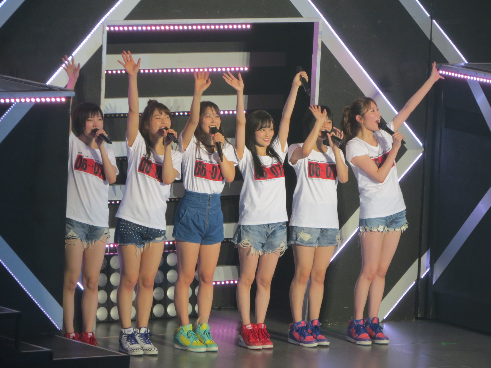 NMB48 LIVE TOUR 2018 in Summer・石川公演の画像-134