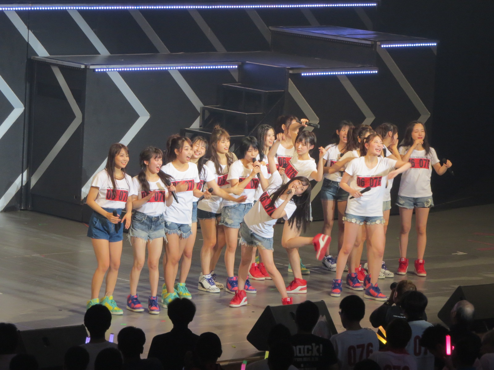 NMB48 LIVE TOUR 2018 in Summer・石川公演の画像-140