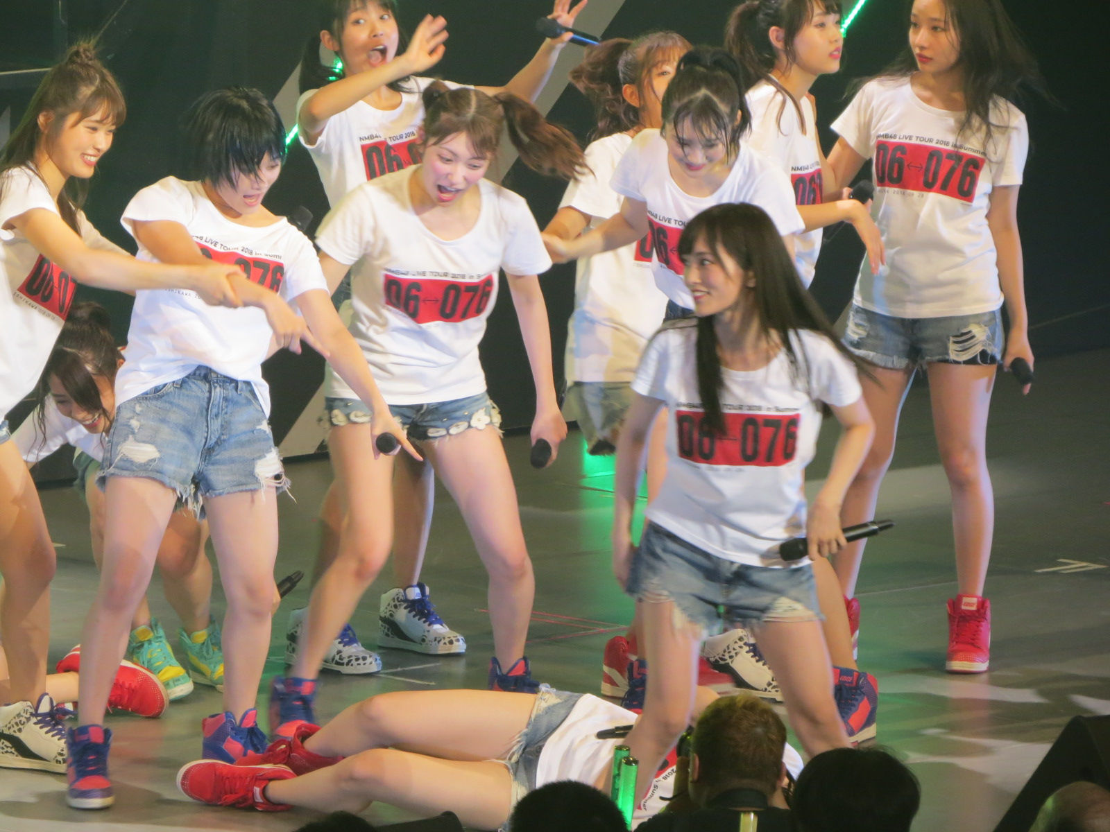 NMB48 LIVE TOUR 2018 in Summer・石川公演の画像-141