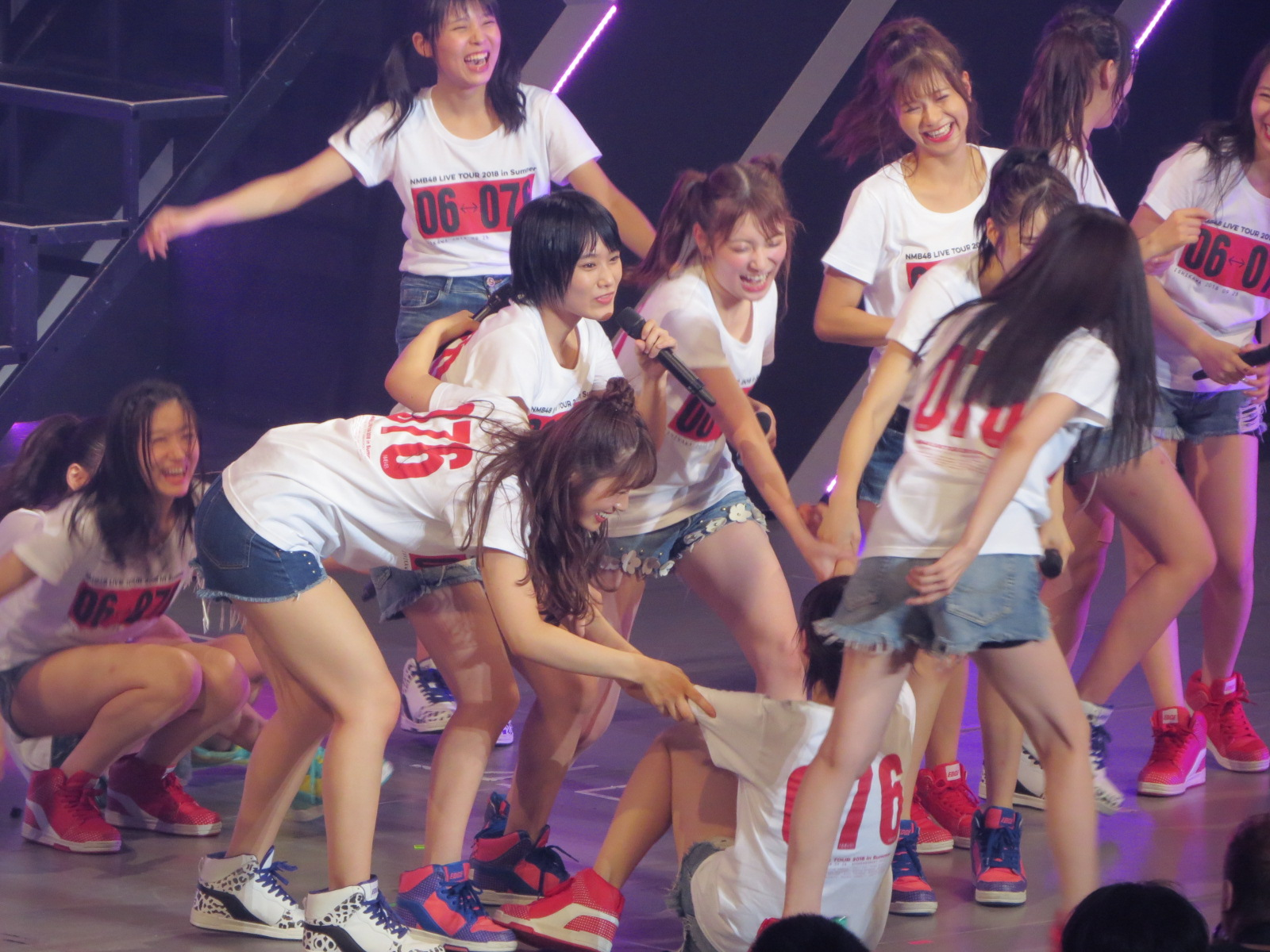 NMB48 LIVE TOUR 2018 in Summer・石川公演の画像-142