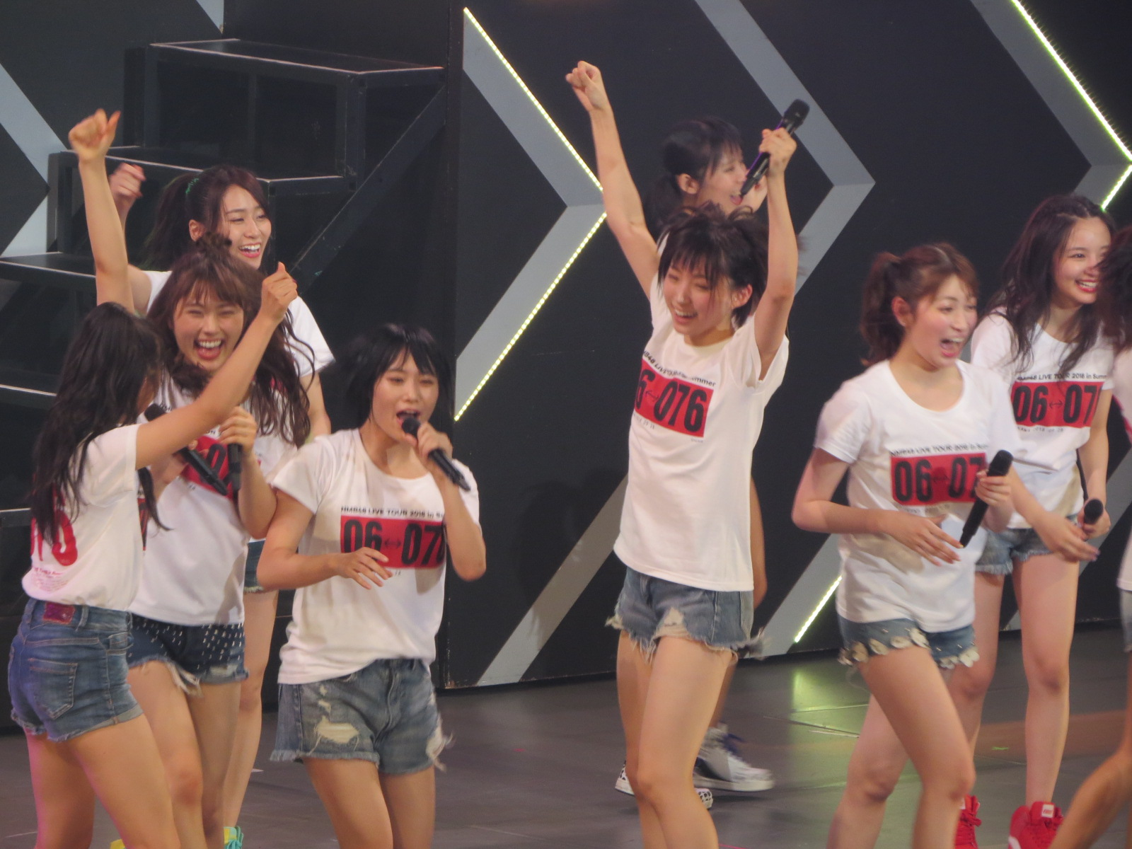 NMB48 LIVE TOUR 2018 in Summer・石川公演の画像-143