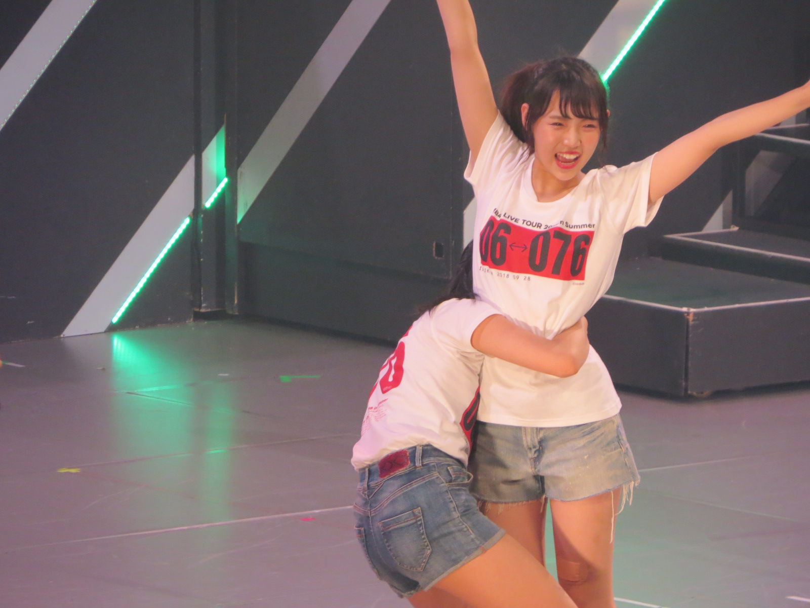 NMB48 LIVE TOUR 2018 in Summer・石川公演の画像-146
