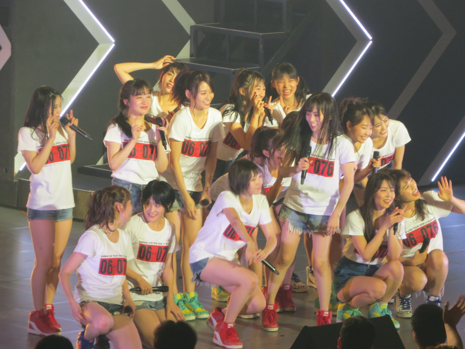 NMB48 LIVE TOUR 2018 in Summer・石川公演の画像-149