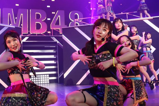 NMB48 LIVE TOUR 2018 in Summer・石川公演の画像-179