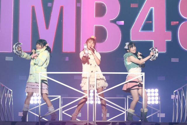 NMB48 LIVE TOUR 2018 in Summer・石川公演の画像-209