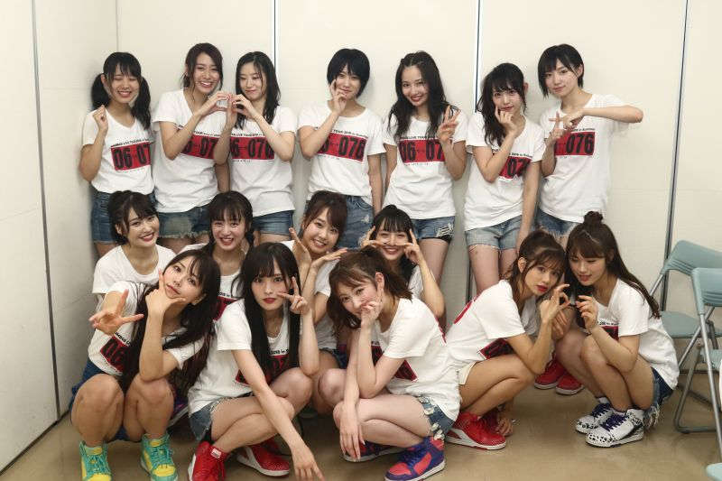 NMB48 LIVE TOUR 2018 in Summer・石川公演の画像-220