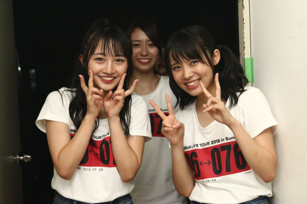 NMB48 LIVE TOUR 2018 in Summer・石川公演の画像-229