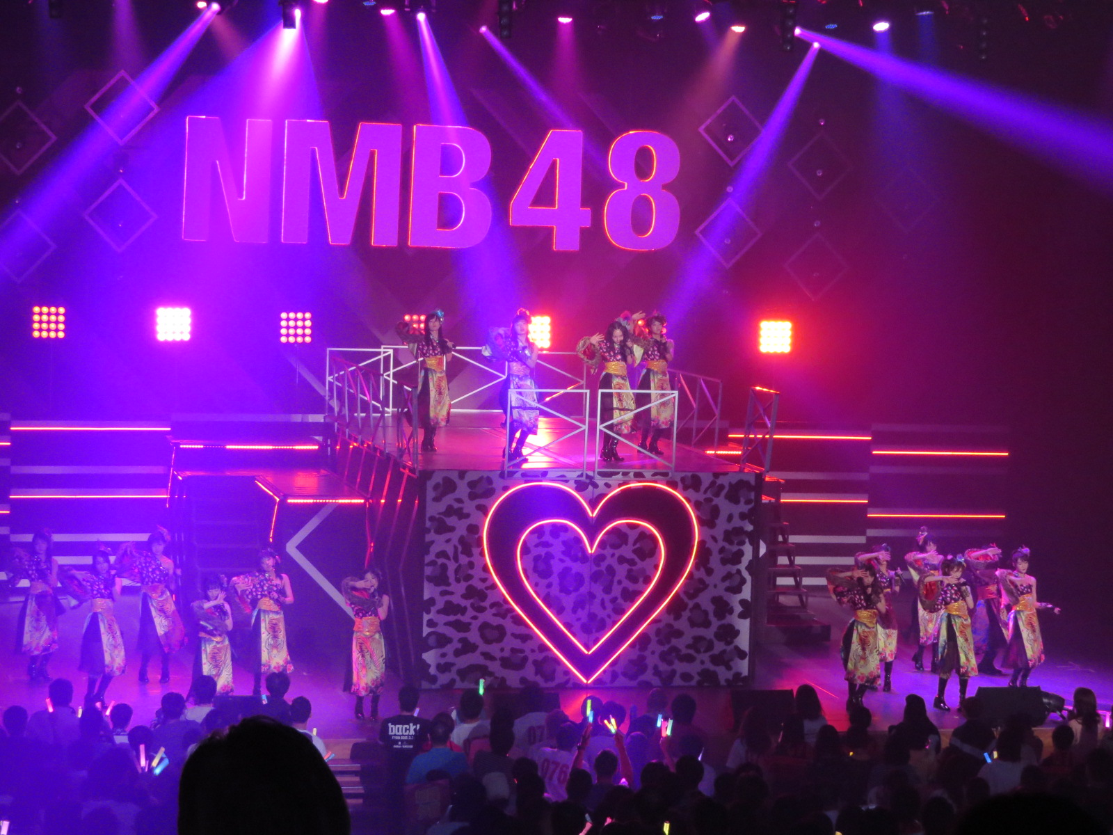 NMB48 LIVE TOUR 2018 in Summer・石川公演の画像-027