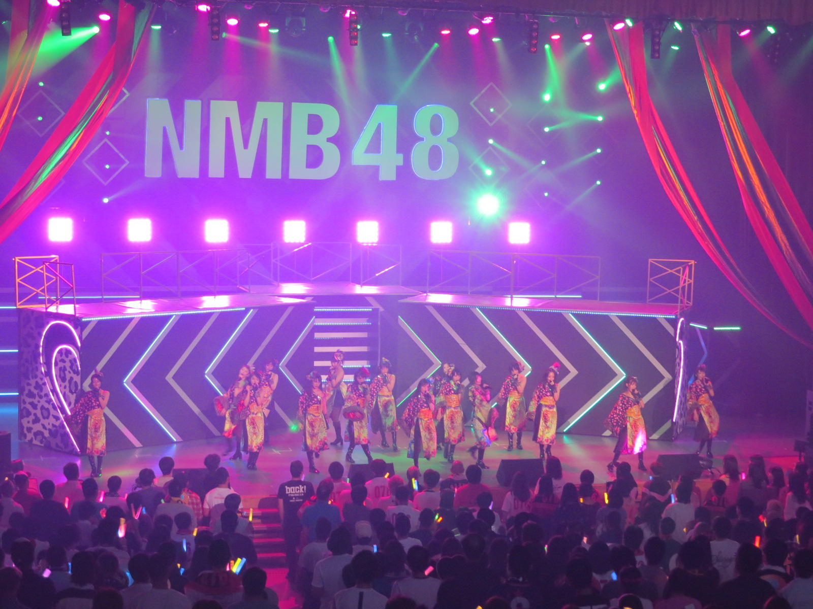 NMB48 LIVE TOUR 2018 in Summer・石川公演の画像-031