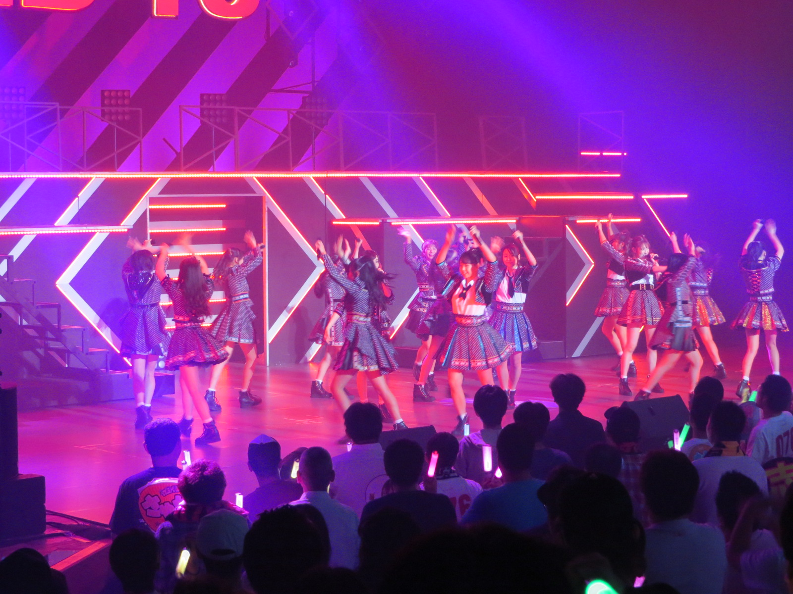 NMB48 LIVE TOUR 2018 in Summer・石川公演の画像-004