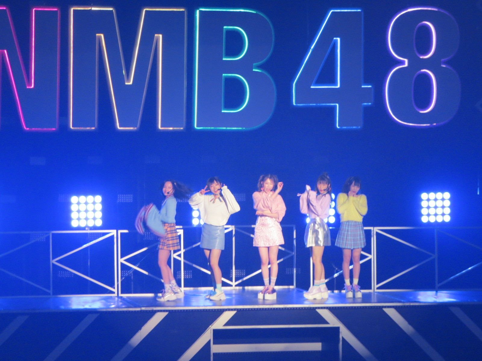 NMB48 LIVE TOUR 2018 in Summer・石川公演の画像-062
