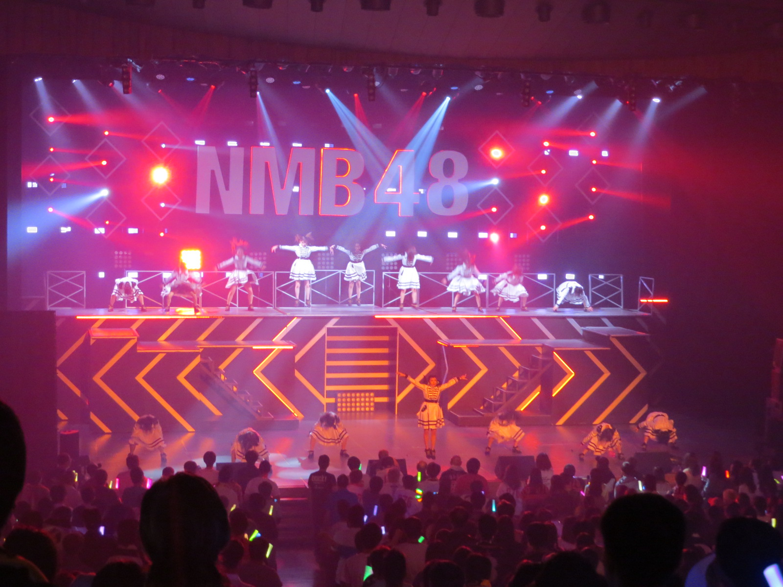 NMB48 LIVE TOUR 2018 in Summer・石川公演の画像-072