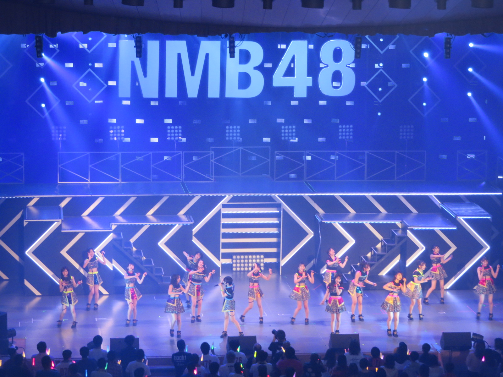 NMB48 LIVE TOUR 2018 in Summer・石川公演の画像-073
