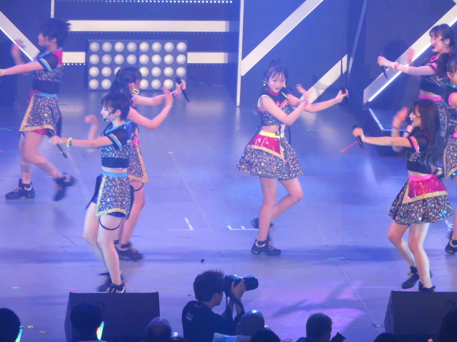 NMB48 LIVE TOUR 2018 in Summer・石川公演の画像-074