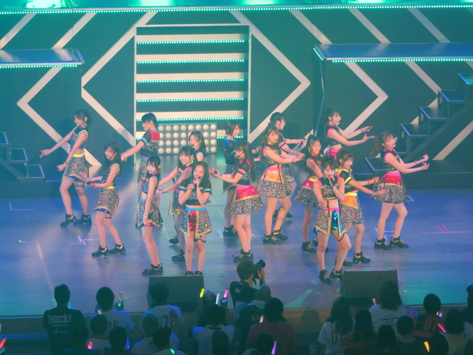 NMB48 LIVE TOUR 2018 in Summer・石川公演の画像-077