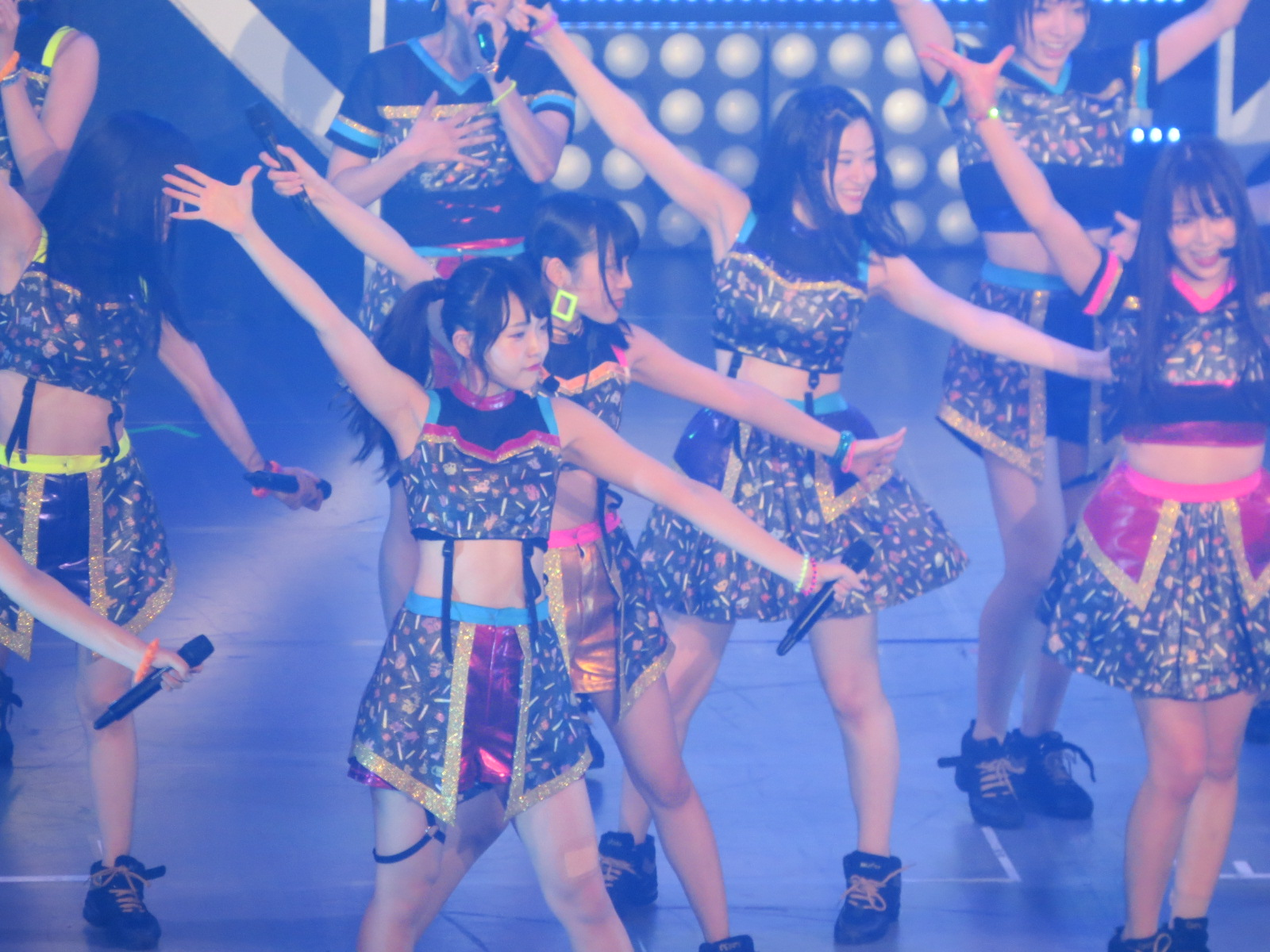 NMB48 LIVE TOUR 2018 in Summer・石川公演の画像-079