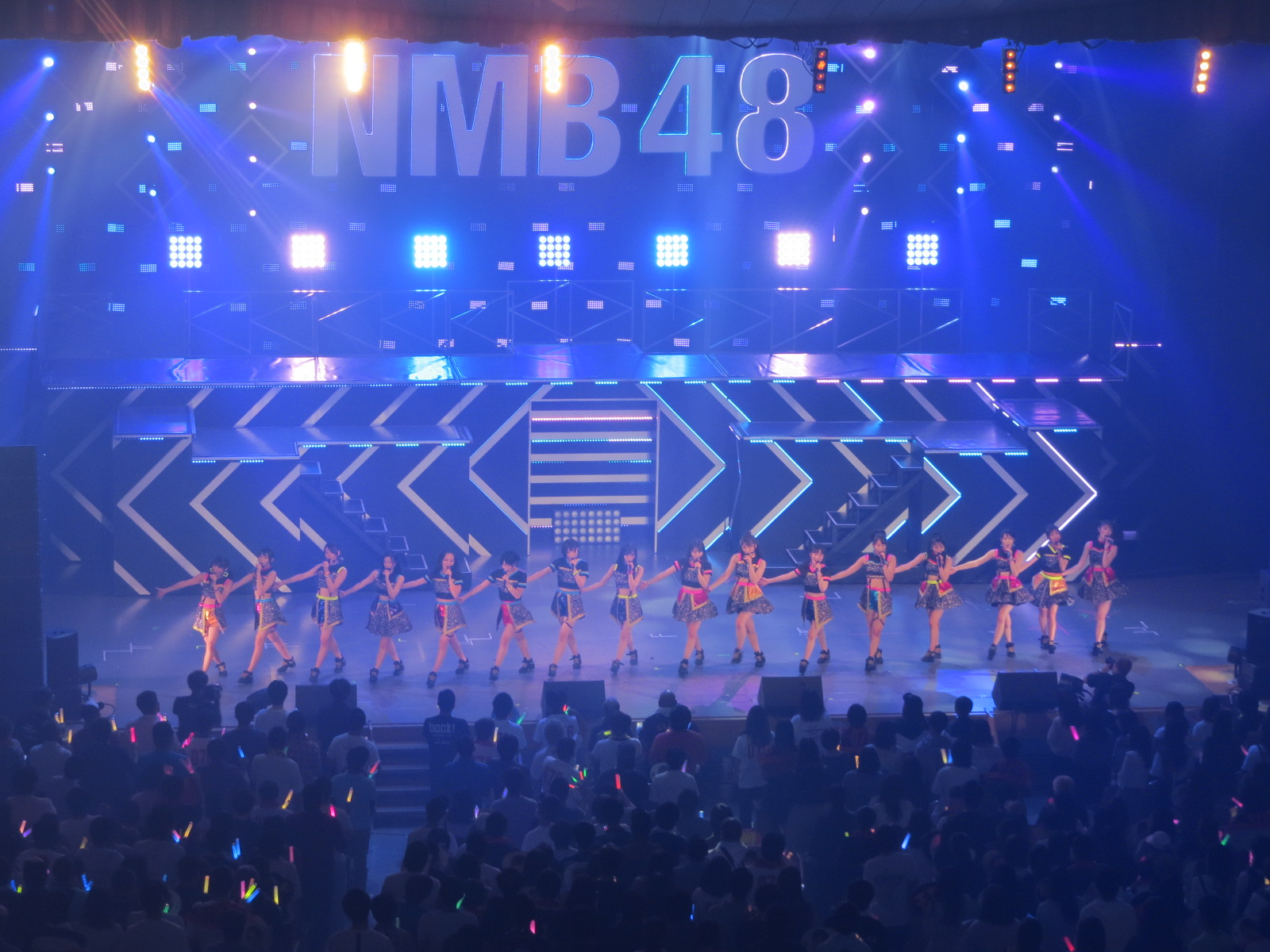 NMB48 LIVE TOUR 2018 in Summer・石川公演の画像-080