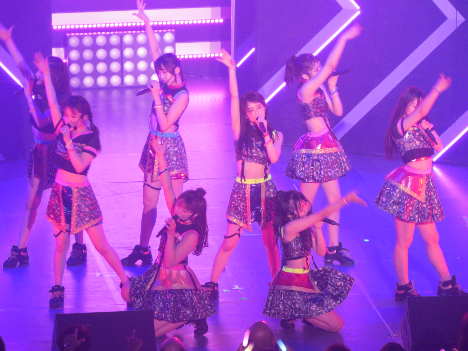 NMB48 LIVE TOUR 2018 in Summer・石川公演の画像-087