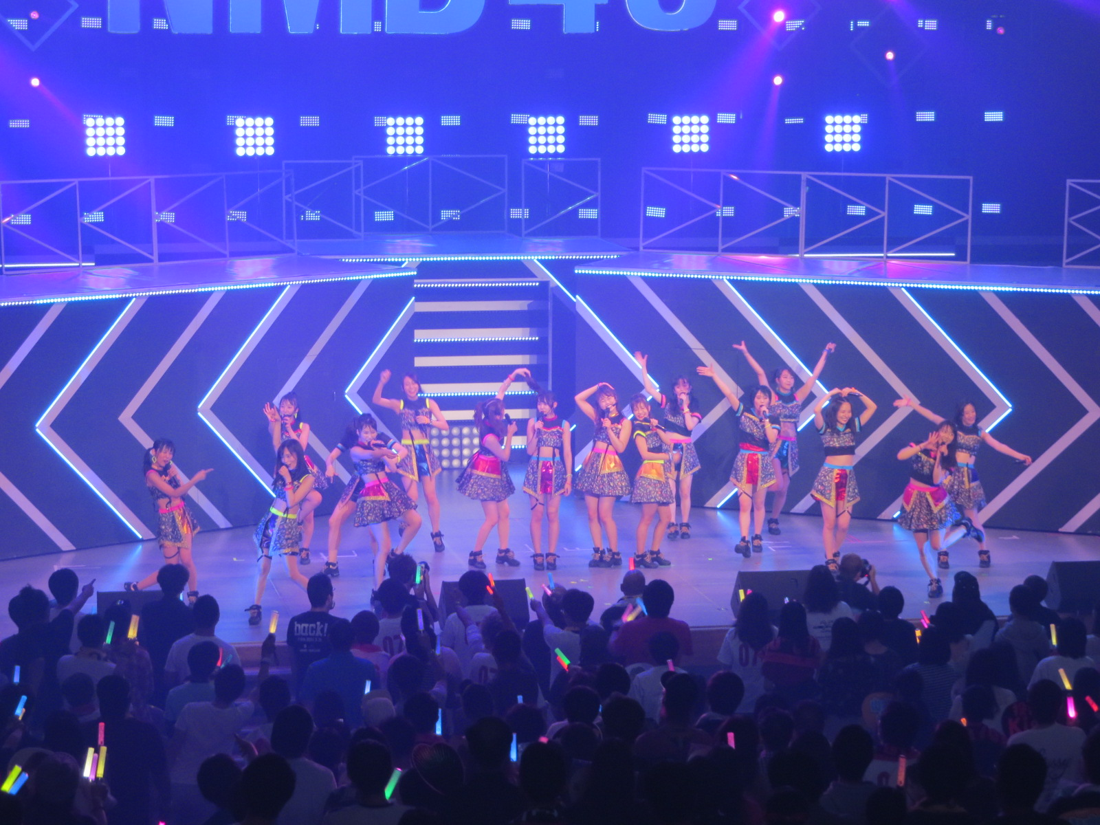 NMB48 LIVE TOUR 2018 in Summer・石川公演の画像-089