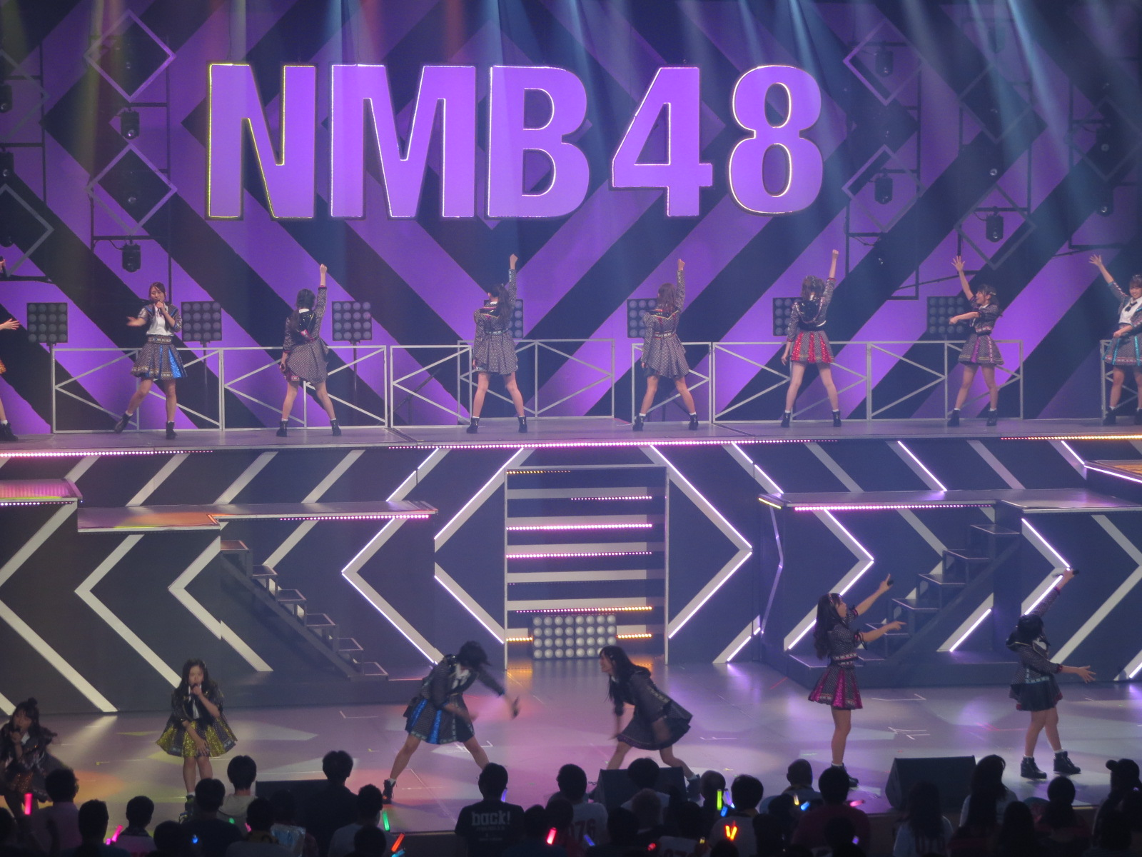 NMB48 LIVE TOUR 2018 in Summer・石川公演の画像-009