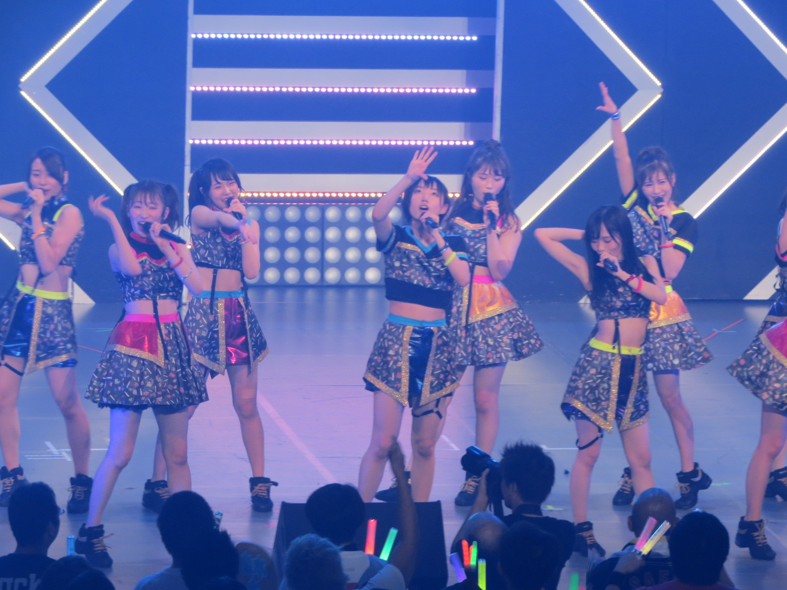 NMB48 LIVE TOUR 2018 in Summer・石川公演の画像-092