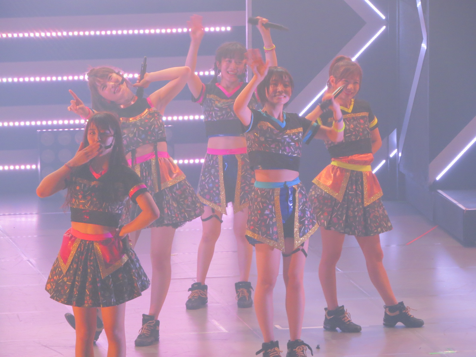 NMB48 LIVE TOUR 2018 in Summer・石川公演の画像-094