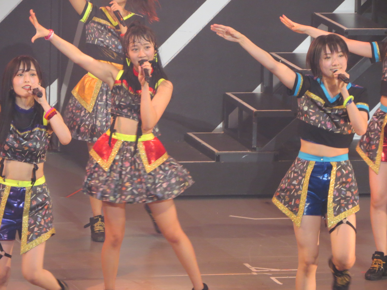 NMB48 LIVE TOUR 2018 in Summer・石川公演の画像-096