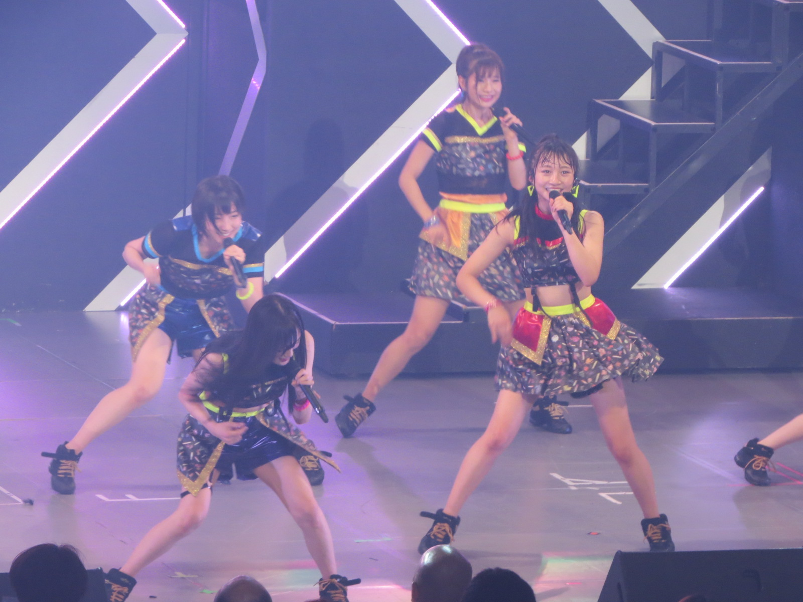 NMB48 LIVE TOUR 2018 in Summer・石川公演の画像-099